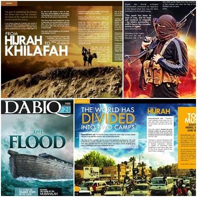A review of Dabiq, ISIS's propaganda magazine